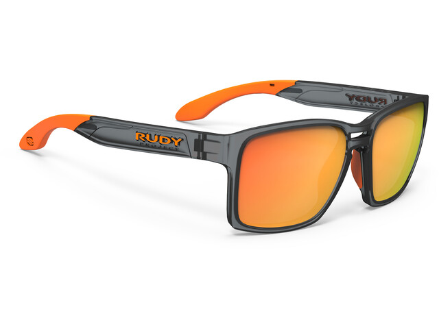 Rudy Project Spinair 57 Sunglasses frozen ash - rp optics multilaser orange